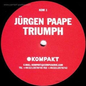 Jürgen Paape - Triumph