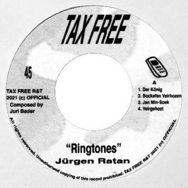 Juergen Ratan - Ringtones
