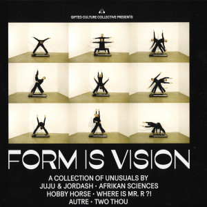 Juju & Jordash - Form is Vision LP