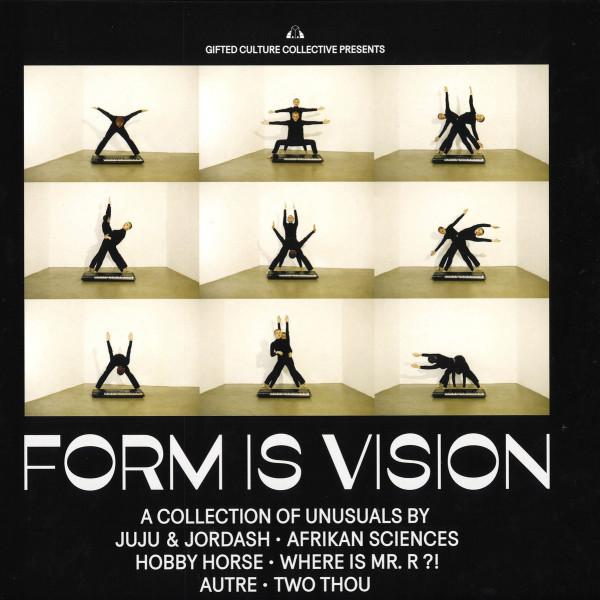 Juju & Jordash - Form is Vision LP