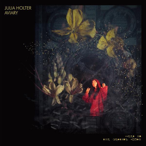 Julia Holter - Aviary (LTD Clear Heavyweight 2LP+MP3)