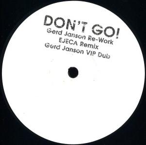 Julie Mcdermott - Don't Go (Gerd Janson Remix)