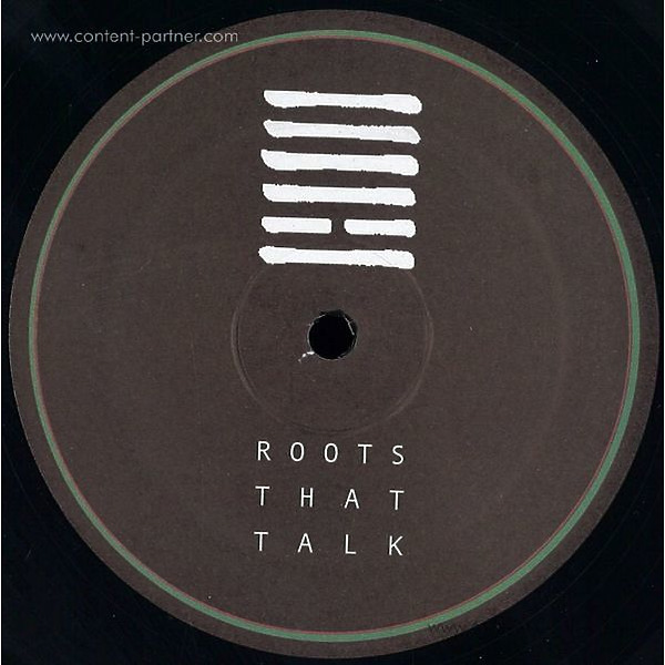 Julion De' Angelo And Thomas Xu - Roots That Talk (Back)