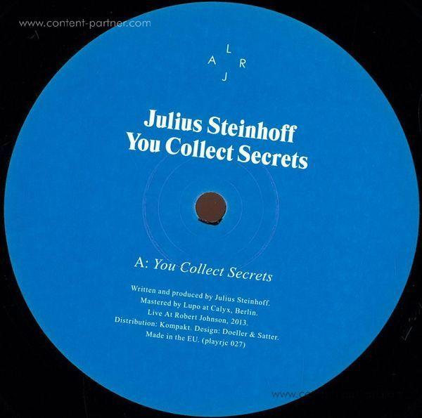 Julius Steinhoff - You Collect Secrets