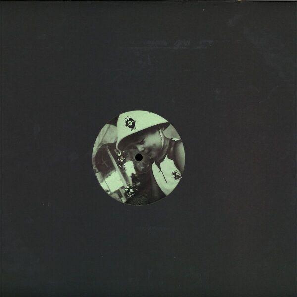 Jun Kamoda - Misty Funk? EP (Back)