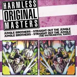 Jungle Brothers - Straight Out Of The Jungle/Instrumental