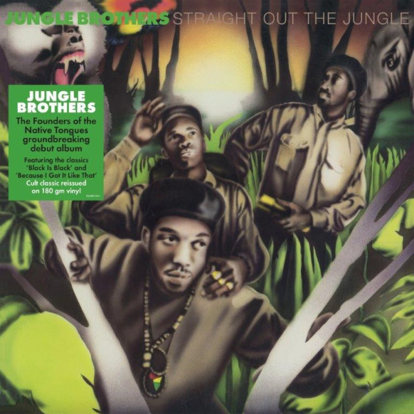 Jungle Brothers - Straight Out The Jungle (180g Reissue)