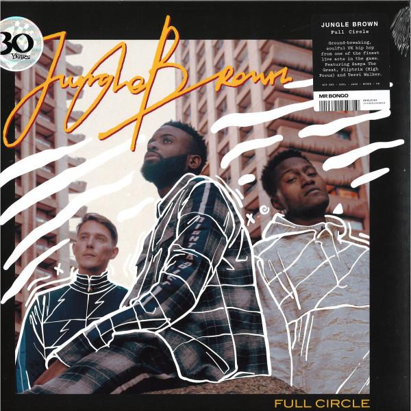 Jungle Brown - Full Circle (LP)