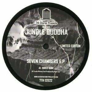 Jungle Buddha - Seven Chambers EP (2LP)