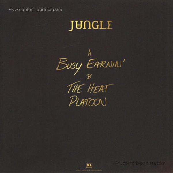 Jungle - Busy Earnin (Back)