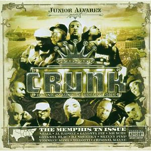Junior Alvarez - Crunk Magazine Vol.1