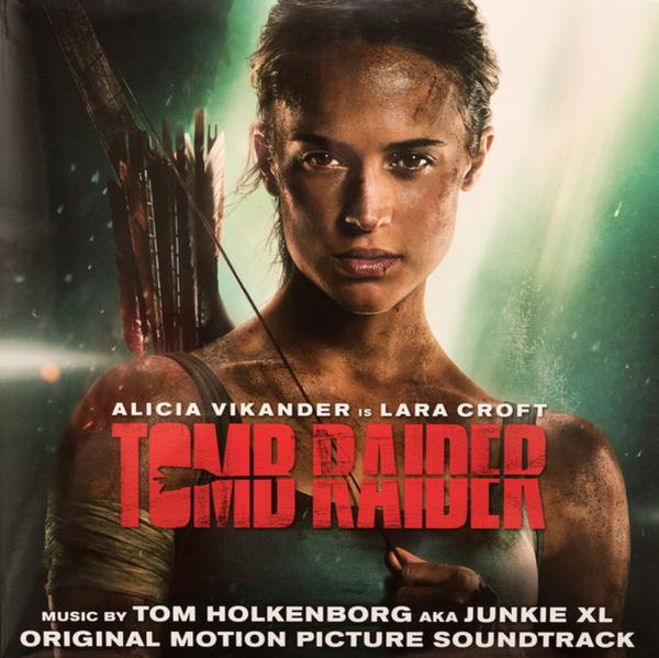 Junkie XL / Tom Holkenborg - Tomb Raider 2018 (OST) (Ltd. Coloured 2LP) (Back)