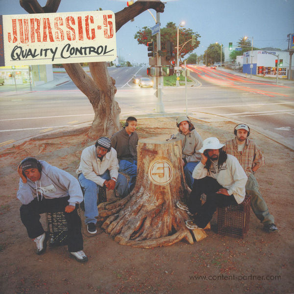 Jurassic 5 - Quality Control (Re-Issue)