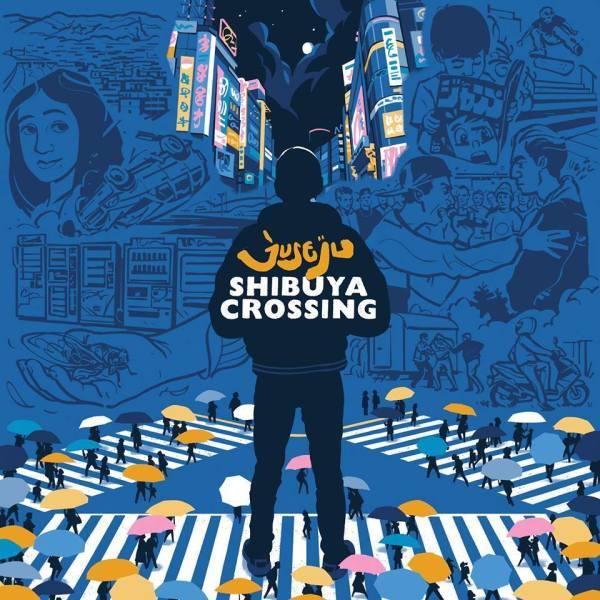 Juse Ju - Shibuya Crossing (CD)