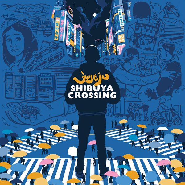Juse Ju - Shibuya Crossing (LP+MP3)