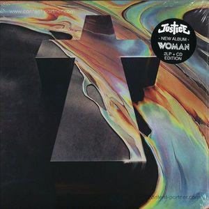 Justice - Woman (2LP + CD)
