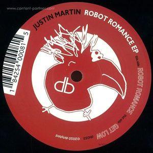 Justin Martin - Robot Romance