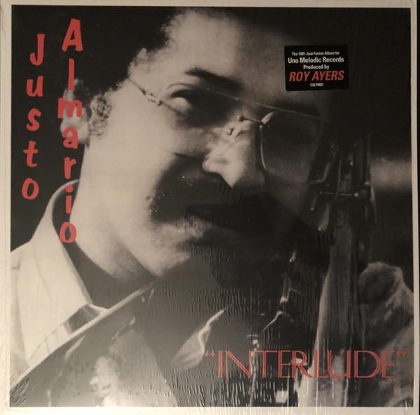 Justo Almario - Interlude (LP Reissue) (Back)