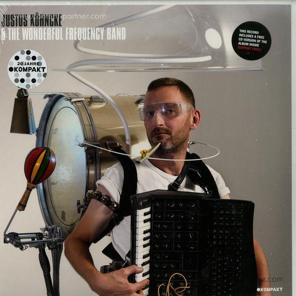 Justus Köhncke - Justus Köhncke & The Wonderful Frequency