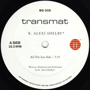 K. Alexi Shelby* - All For Lee-Sah