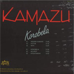KAMAZU - KOROBELA (Back)
