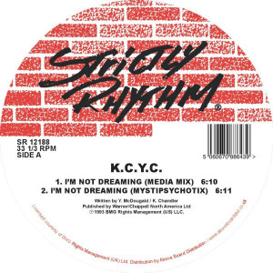 K.C.Y.C. (Kerri Chandler) - I'm Not Dreaming