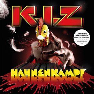 K.I.Z - Hahnenkampf (Ltd. weiße 2LP + MP3 Code)