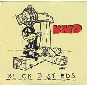 KMD - Black Bastards (2LP)
