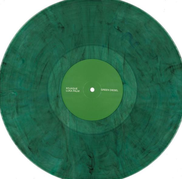 KOJAQUE & LUKA PALM - GREEN DIESEL EP