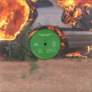 KOJAQUE & LUKA PALM - GREEN DIESEL EP (Back)