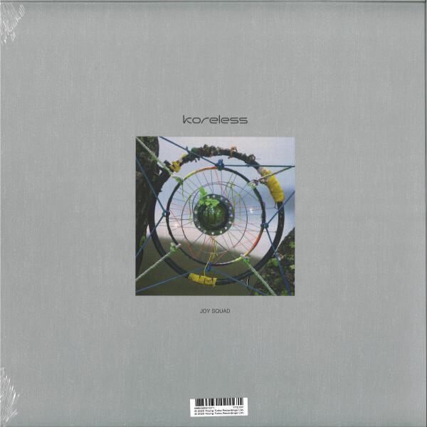KORELESS - WHITE PICKET FENCE / JOY SQUAD (Back)