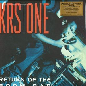 KRS One - Return Of The Boom Bap (180g 2LP)
