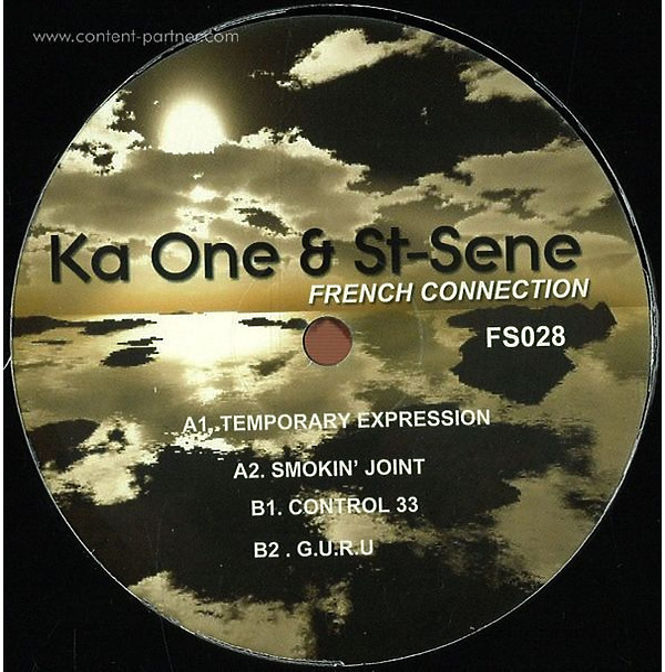 Ka One/st Sene - French Connection