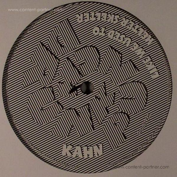 Kahn - Like We Used To / Helter Skelter (Back)