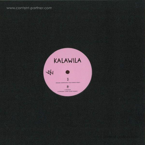 Kalawila - Ensam Kamphund Tog Pendeltaget (Back)