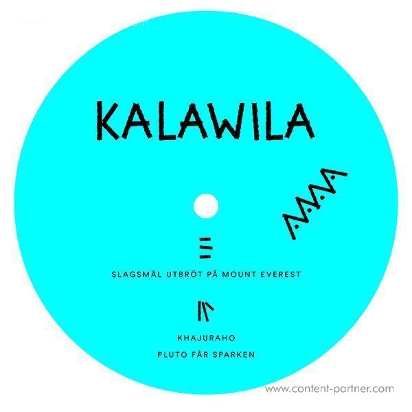 Kalawila - Slagsml Utbrt P Mount Everest Ep (Back)