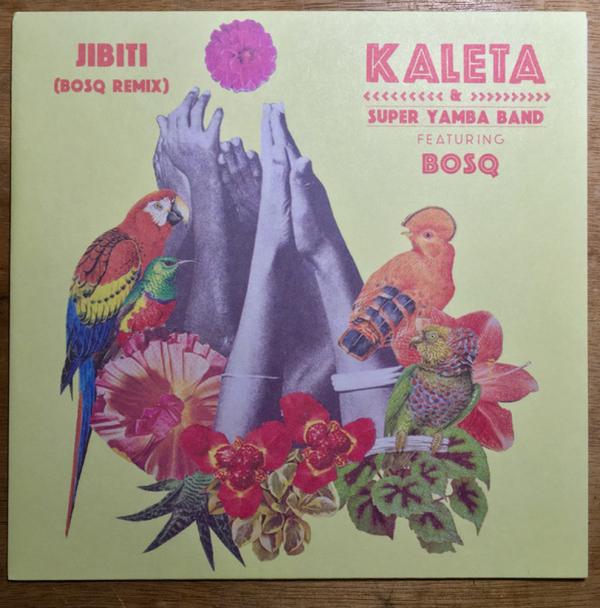 Kaleta & Super Yamba Band - Jibiti (Bosq Remix)