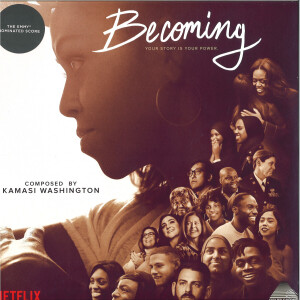 Kamasi Washington - Becoming (Vinyl LP)