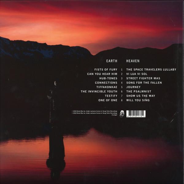 Kamasi Washington - Heaven & Earth (4LP) (Back)