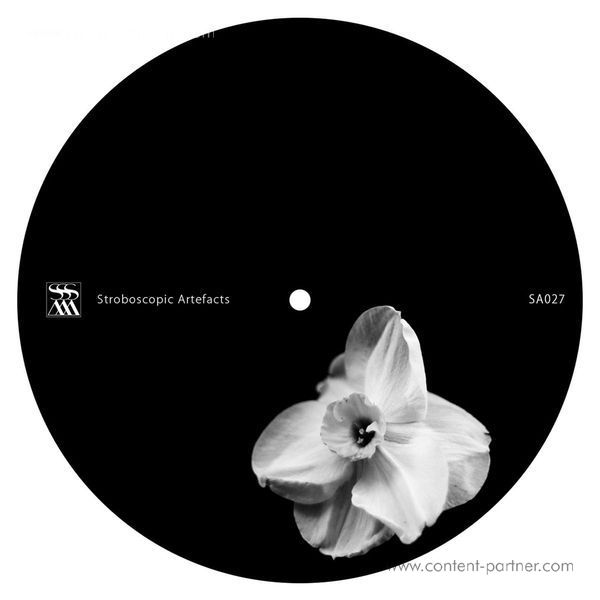 Kangding Ray / Rrose - Ardent / Swallows (Back)