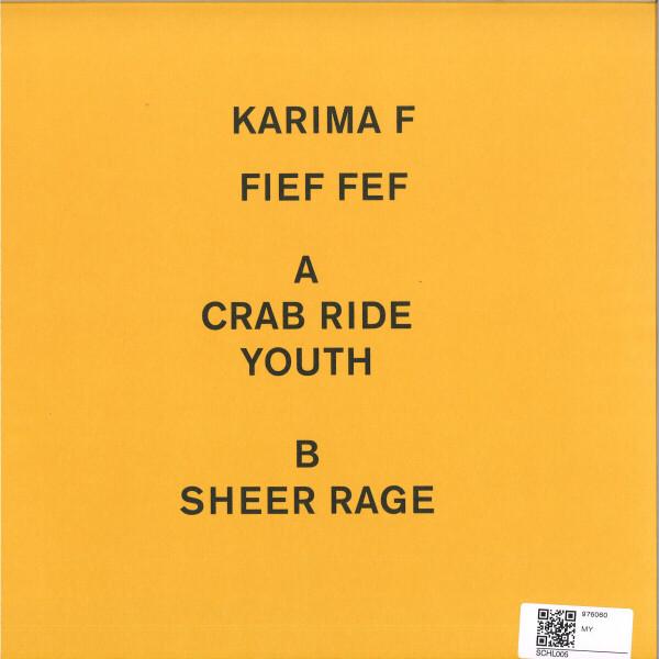 Karima F - Fief Fef (Back)