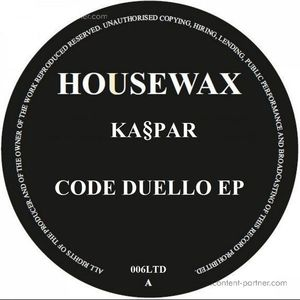 Kaspar - Code Duello Ep