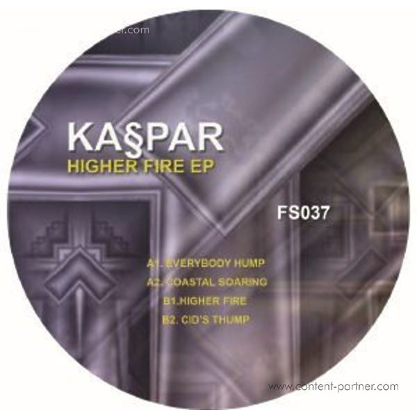 Kaspar - Higher Fire Ep (Back)