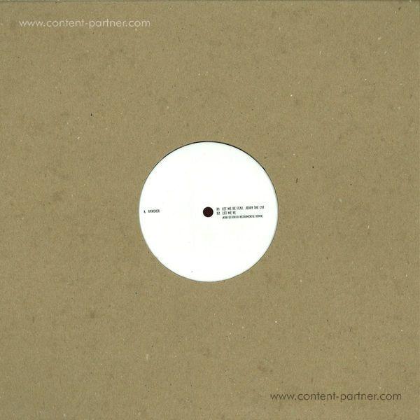 Kaspar - Sisyphean Rage, Kirk Degiorgio Remix (Back)