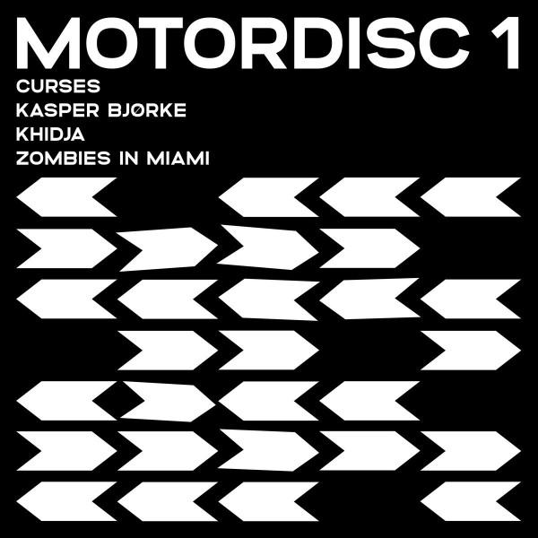 Kasper Bjørke, Curses, Khidja, Zombies in Miami - Motordisc 1