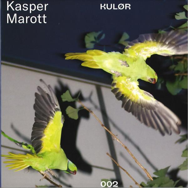 Kasper Marott - Forever Mix EP (+Poster)