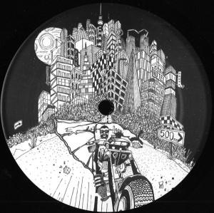 Kas:st - Raving Alone / Desolation