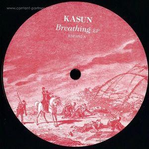 Kasun - Breathing Ep