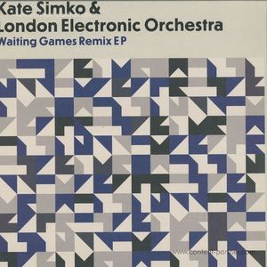 Kate Simko & London Cinematic Orchestra - Waiting Games Remix Ep (incl. Fort Romeau Remix)