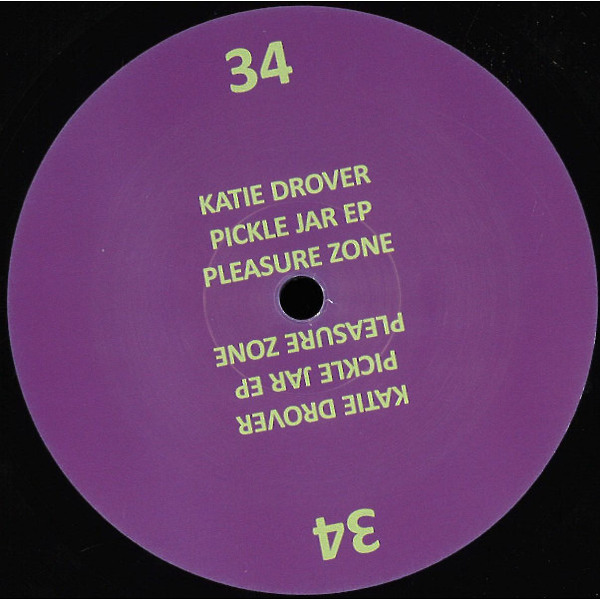 Katie Drover - Pickle Jar EP